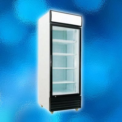 Commercial Upright Glass Door Display Fridge
