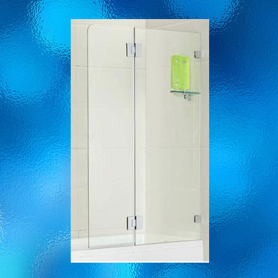 Overbath Frameless 900 X 1450mmmodel Shj J2007