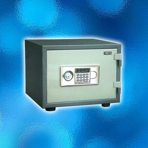 Fireproof Safe – UL Listed 1 Hour Fire Protection, Model: YB-350ALD-M, Digital Lock, Emergency Override Key, 1 Shelf Inside. External Size: H300 X W420 X D350mm. Interior Storage: 20L. Net Weight: 38kg. Gross Weight: 39kg. IRP: $450.00