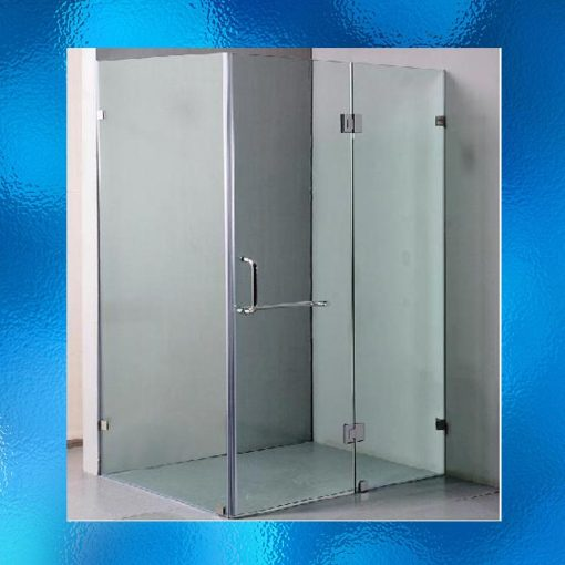 Frameless Shower Screens - Model: SHJ-J2003. Size: 900mm X 1200mm X 1900mm. Rectangular. 10mm Toughened Safety Glass, Chrome Finished Stainless Steel Hinges And Handles. Compliant To Australian Standard AS/NZS2208. 1st Glass Size: 885Mm X 1900mm, 2nd Glass (Door) Size: 650mm X 1885mm, 3rd Glass Size: 530mm X 1900mm. Flat Packed Ready For Assembly. Package Weight: 107kg. IRP: $865.00 - 3 Boxes